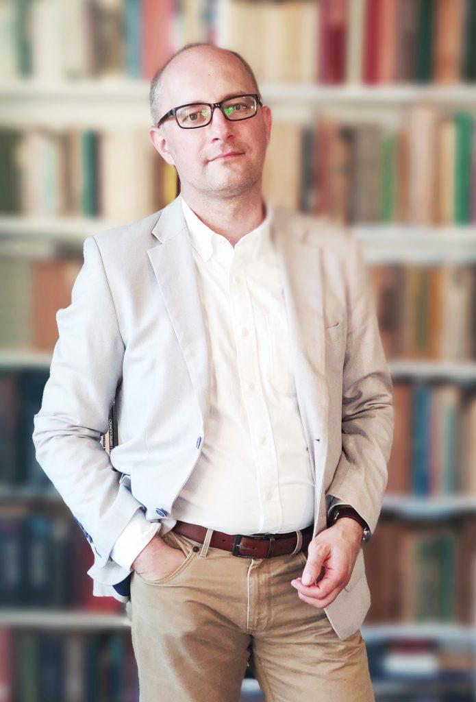 Marcin Adamczyk, CFA - finansowanie dla firm